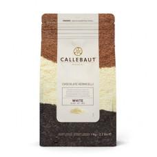 Callebaut Hagelslag / Vermicelli - wit - 1kg