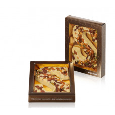 Australian Chocoladeletter White Luxe