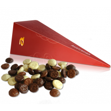 Australian gechocolateerde kruidnoten