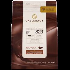 Callebaut Callets Melk - 1kg