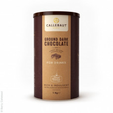 Ground Chocolate Donker - Callebaut - 100% Finest Belgian Chocolate