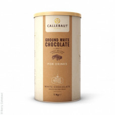Ground Chocolate Wit - Callebaut - 100% Finest Belgian Chocolate