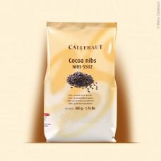 Gemalen cacaokernen - Callebaut - Nibs - 100% Cacao