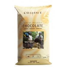 Callebaut Fairtrade Callets Wit - 10kg