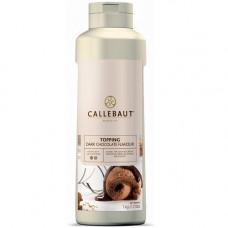 Callebaut Donkere Chocolade Topping Saus - 1L