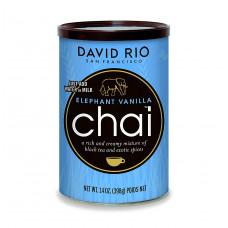 David Rio - Elephant Vanilla - Chai mix - 14 OZ