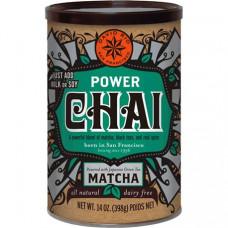David Rio - Power Chai Matcha - Chai mix - 14 OZ