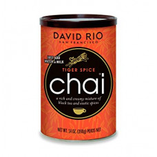 David Rio - Tiger Spice - Chai mix - 14 OZ