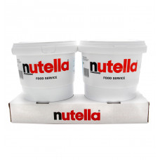 Nutella 2 x 3kg pot