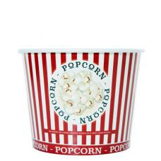 Grote Popcorn Bak Met Deksel