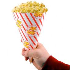 Papieren Popcorn Puntzak
