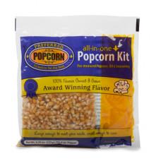 Popcorn Pit en Olie Verpakking 4oz - 115g
