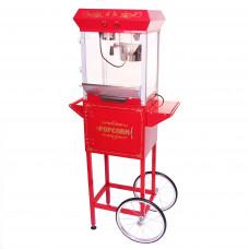 Sephra Popcorn machine 4oz - verrijdbaar