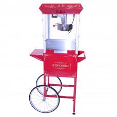 Sephra Popcorn machine 8oz - verrijdbaar