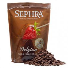 Sephra fonteinchocolade melk - 907 gram