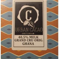 Chocoladereep - Grand Cru Origin Ghana - Melk - 40,5%